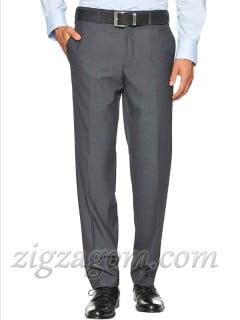 Как укоротить и подшить мужские классические брюки