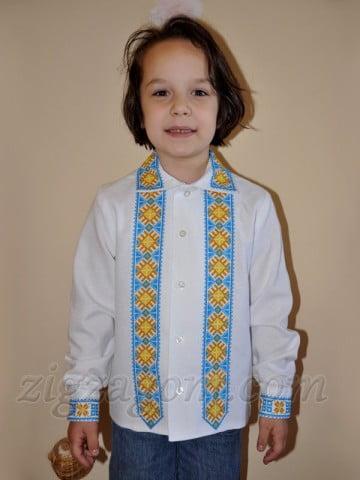 Схемы вышиванка для мальчика своими руками