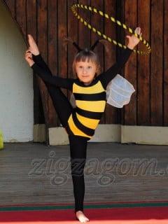 Костюм Пчелки своими руками