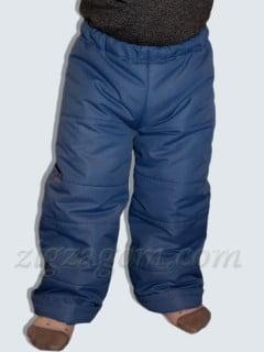 Шьем утепленные детские брюки с выкройкой