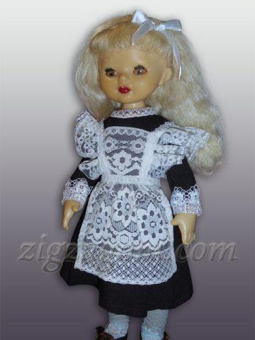 Школьная форма для куклы